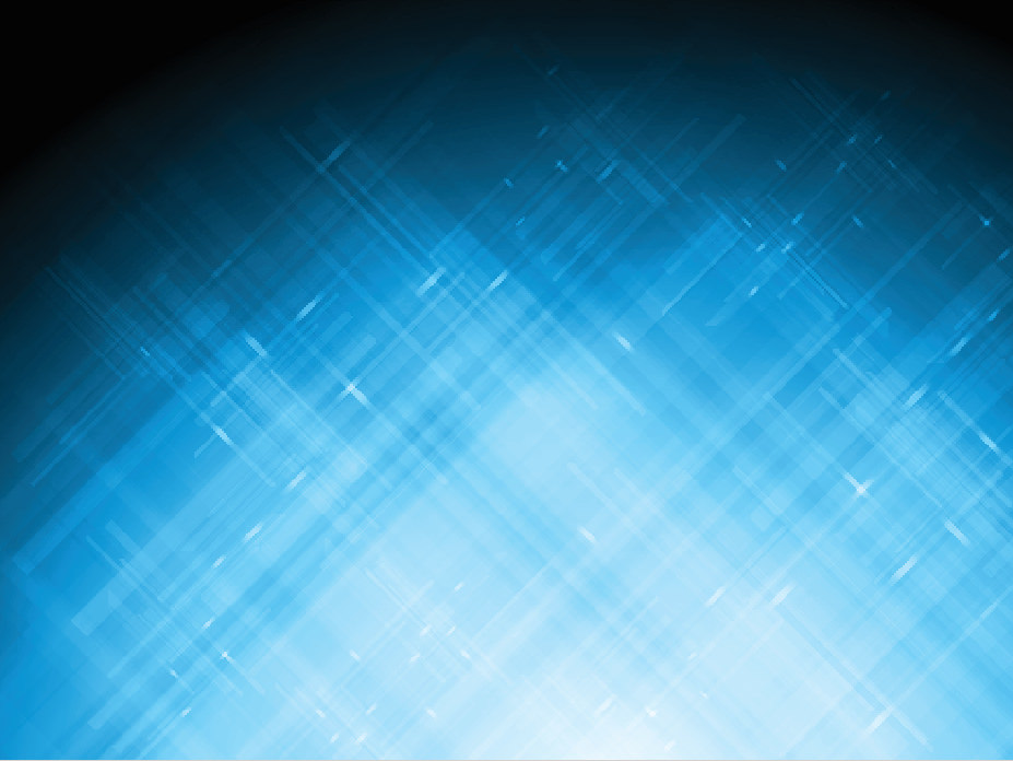 Abstract Blue Background Vector For Free