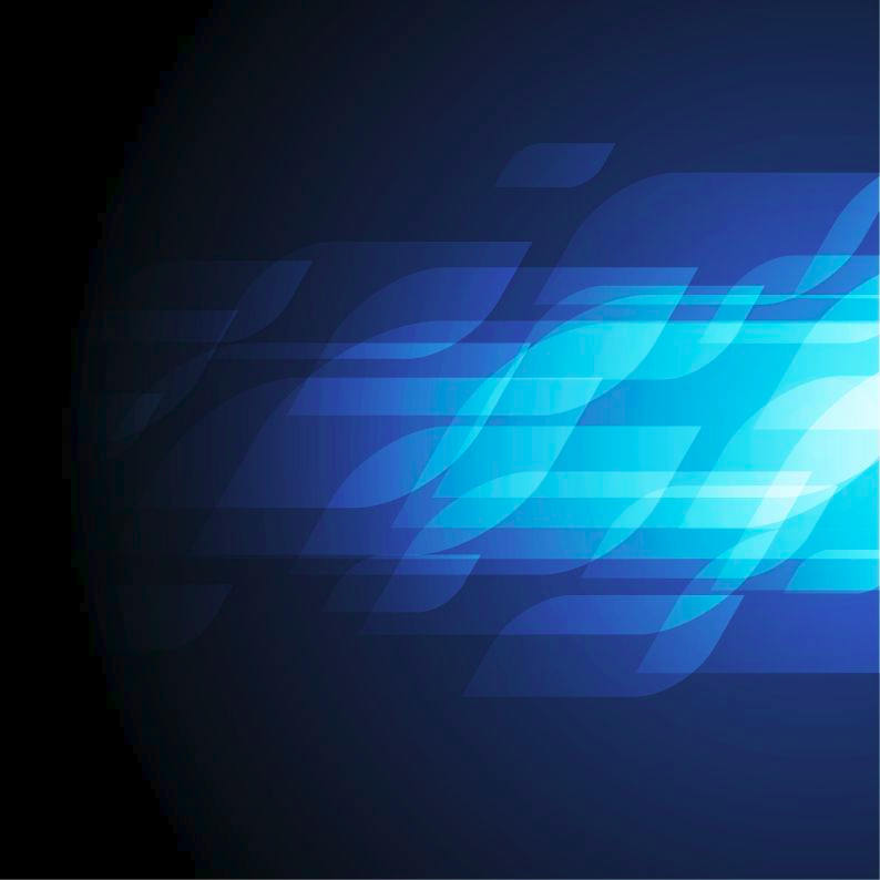Abstract Blue Gradient Vector Background