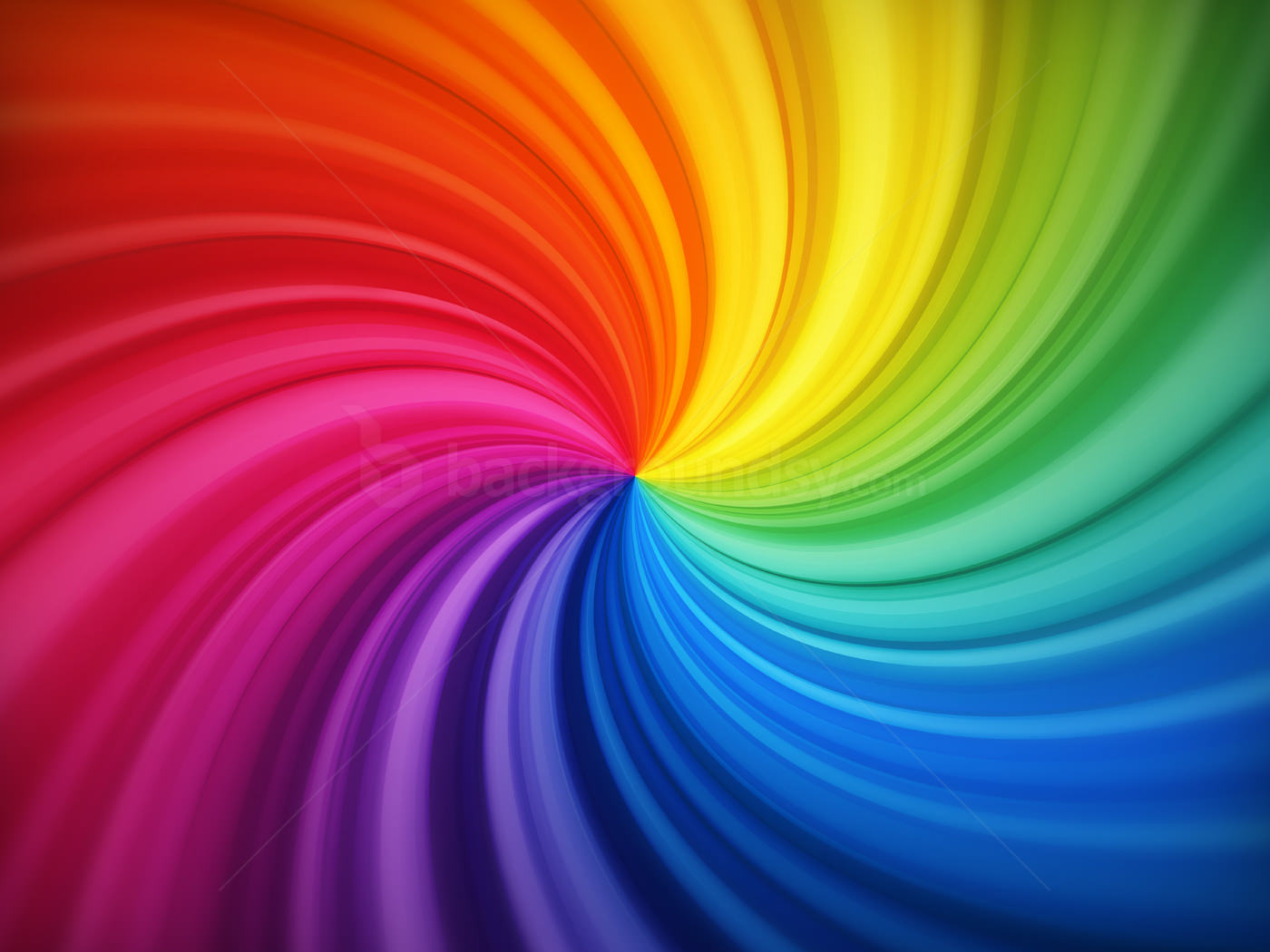 Abstract Rainbow Pattern Download