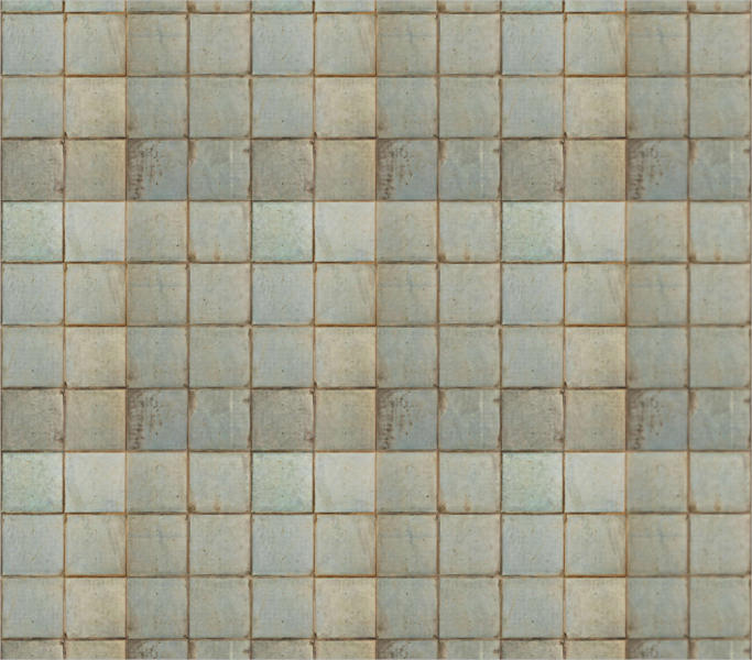 Abstract Squared Concrete Floor Texture