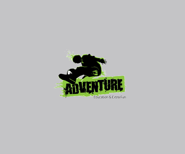 Adventure Masculine Logo For Free