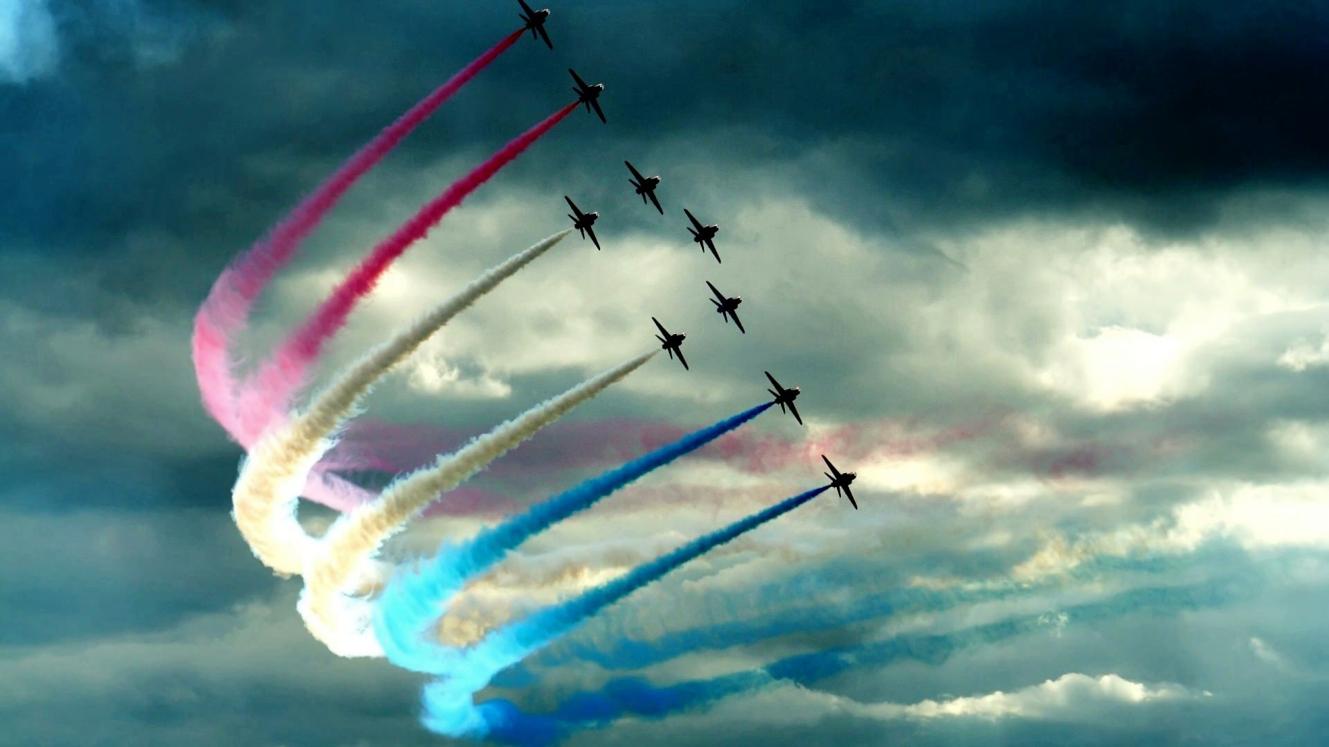 Air Show Wallpaper For Download