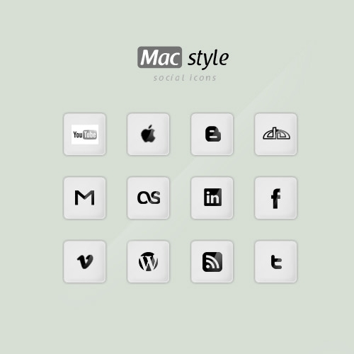 Amazing Free Mac Icons
