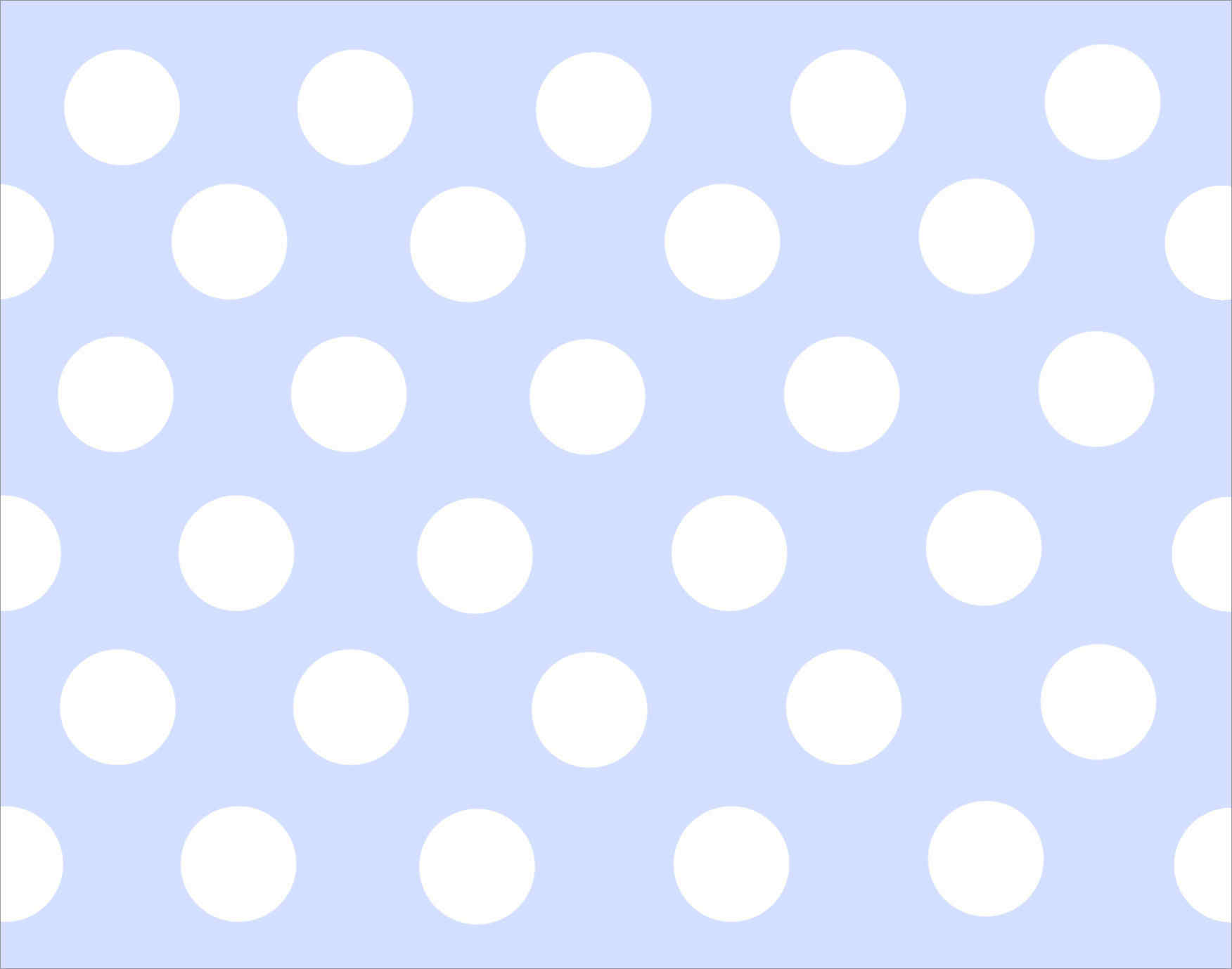 Amazing Light Blue Polka Dots Background