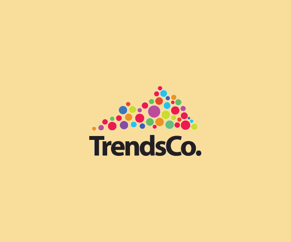 Amazing Multicolor Logo Design For Free