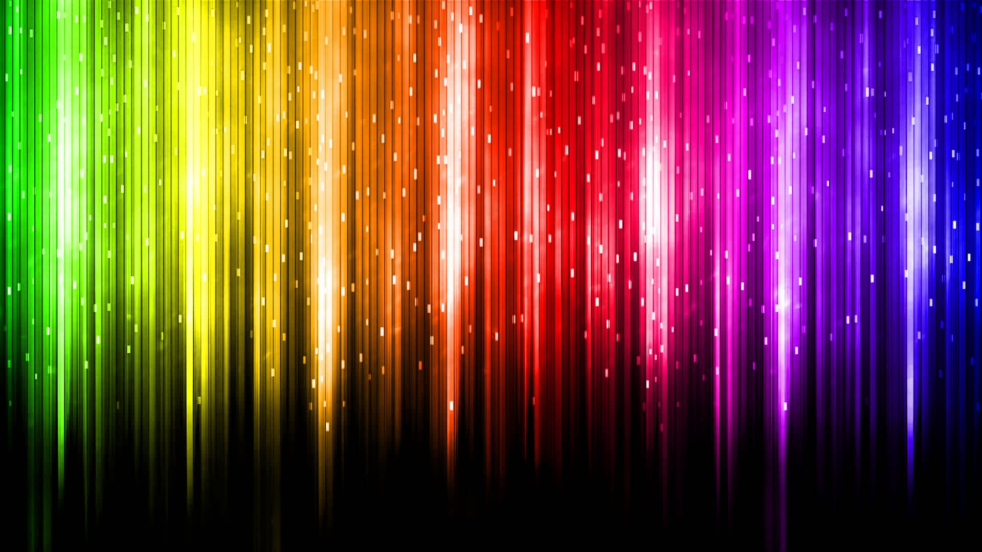 Amazing Rainbow Pattern For Download