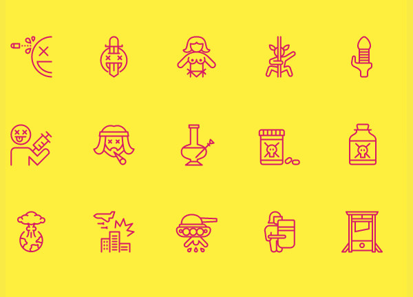 Amazing free animated icons