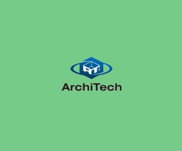 ArchiTech Isometric Logo For Free