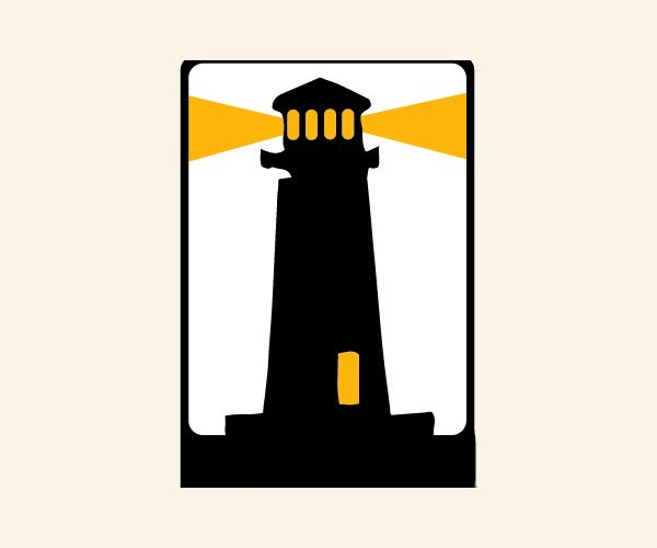 Awesome Light House Logo For Free