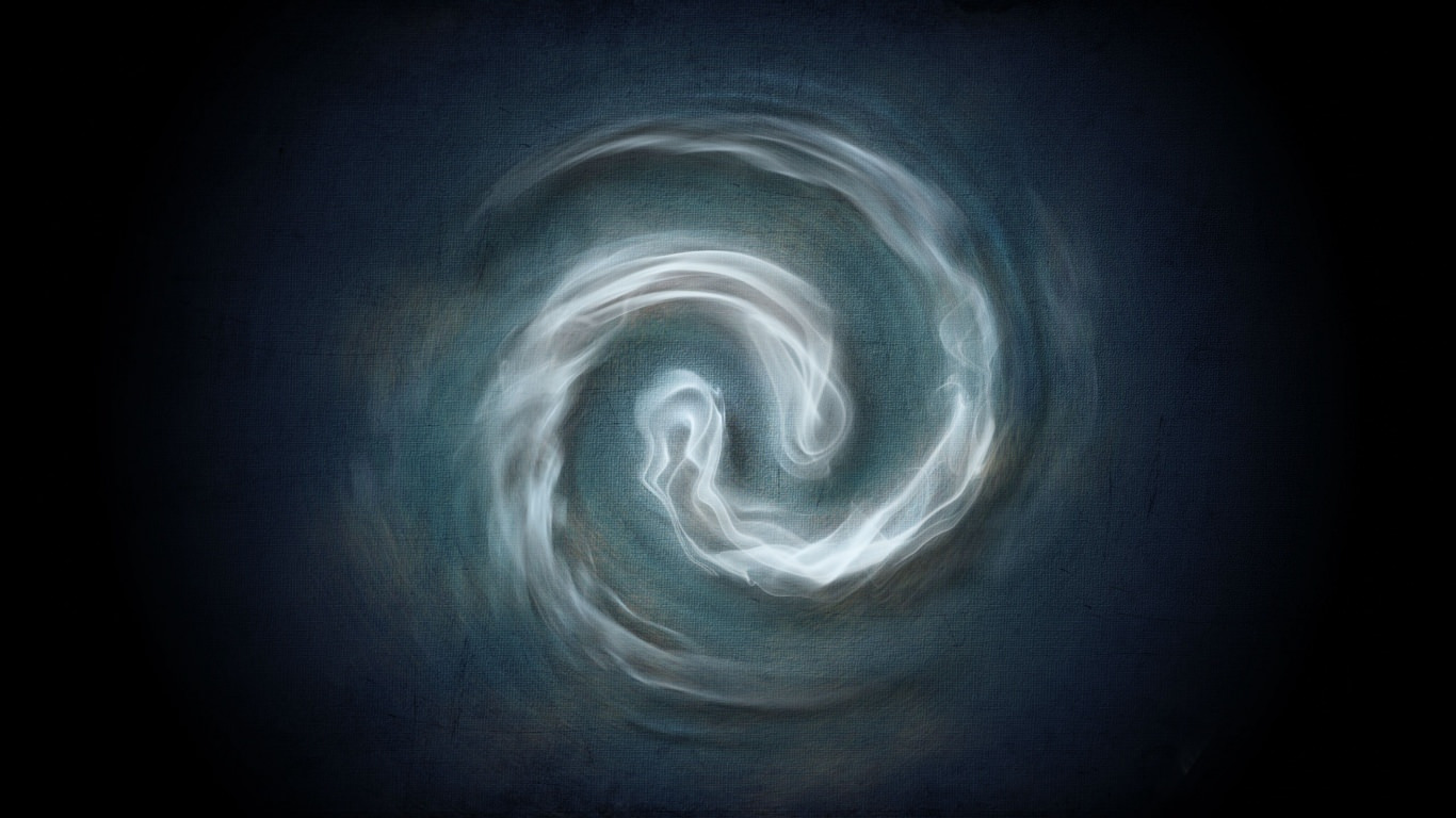 Awesome Smoke Swirl Pattern