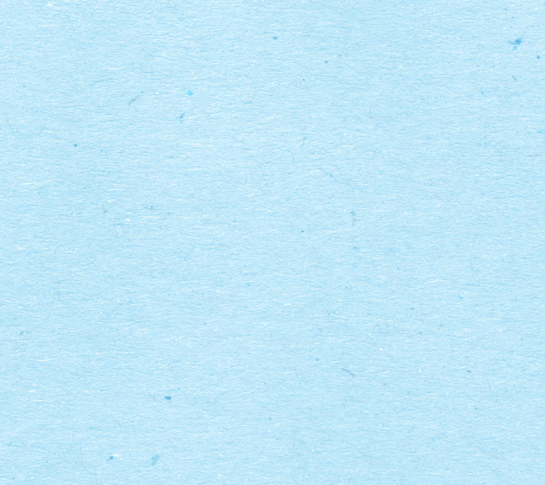 Baby Blue Paper Background with Flecks