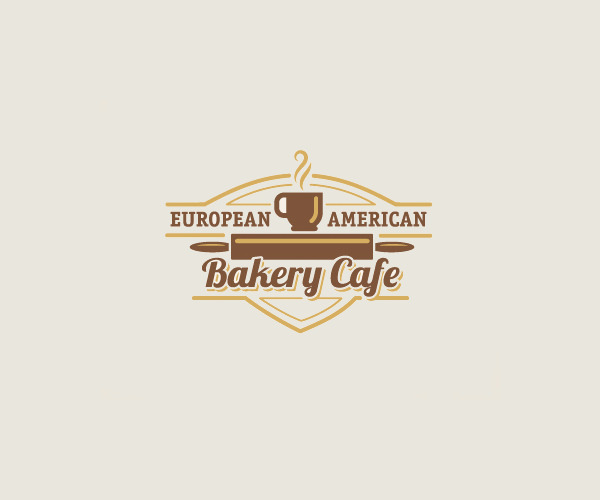 Bakery Cafe Logo Free Download