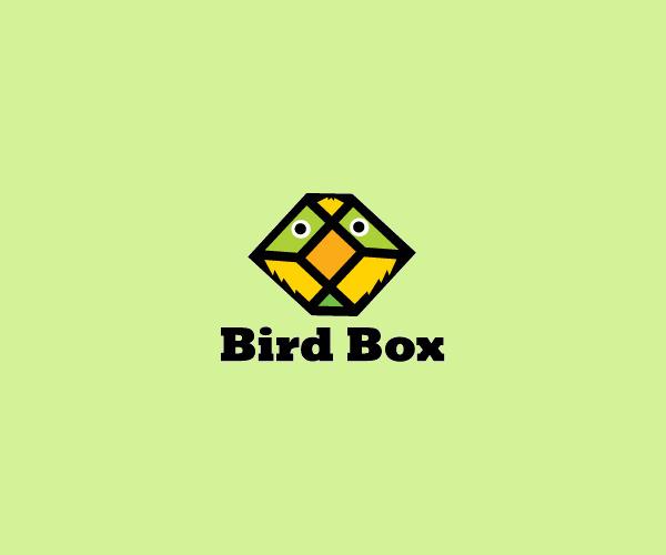 Bird Box Logo For Free Downlaod