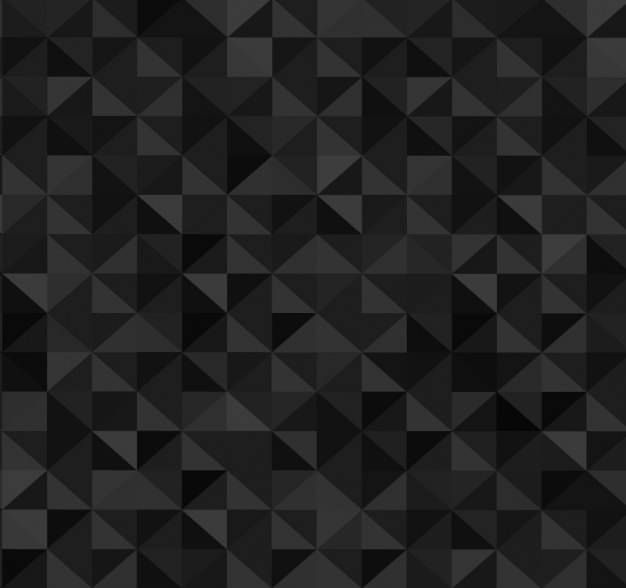 Black Geometric Background Free Vector