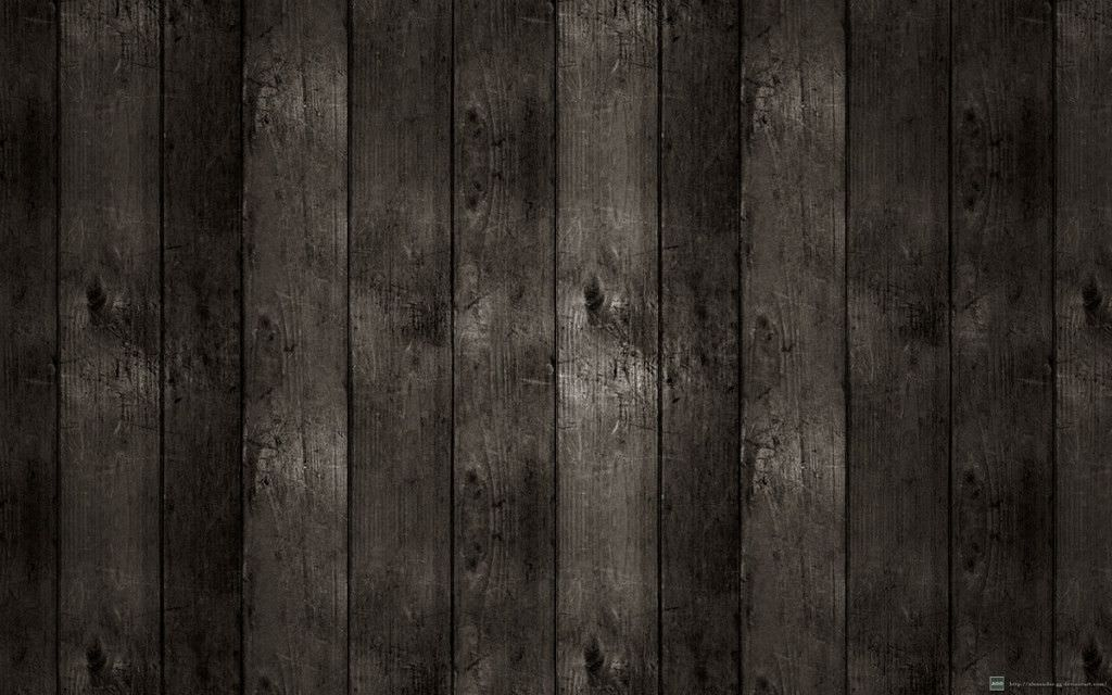 Black HD Wooden Wallpaper Background