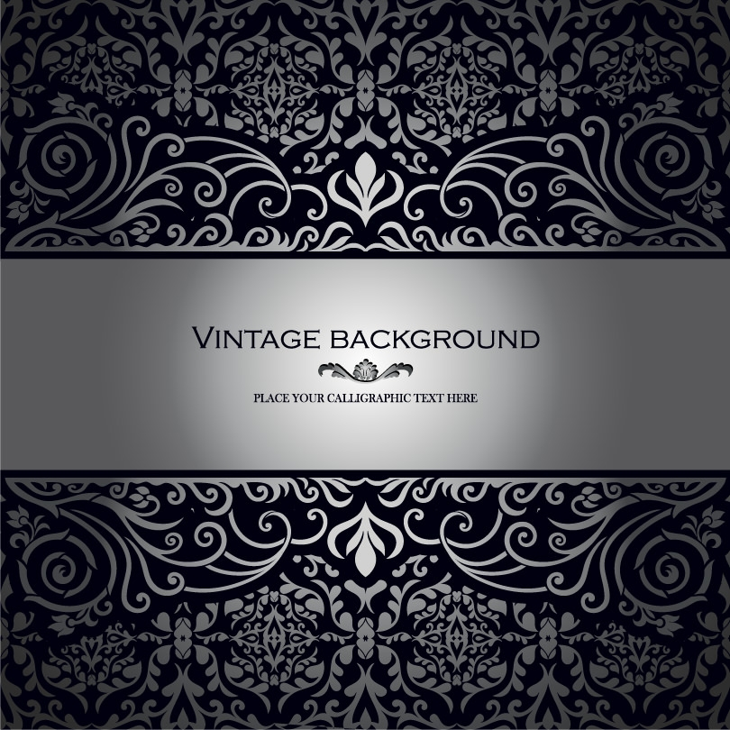 Black and Gray free Vintage backgrounds