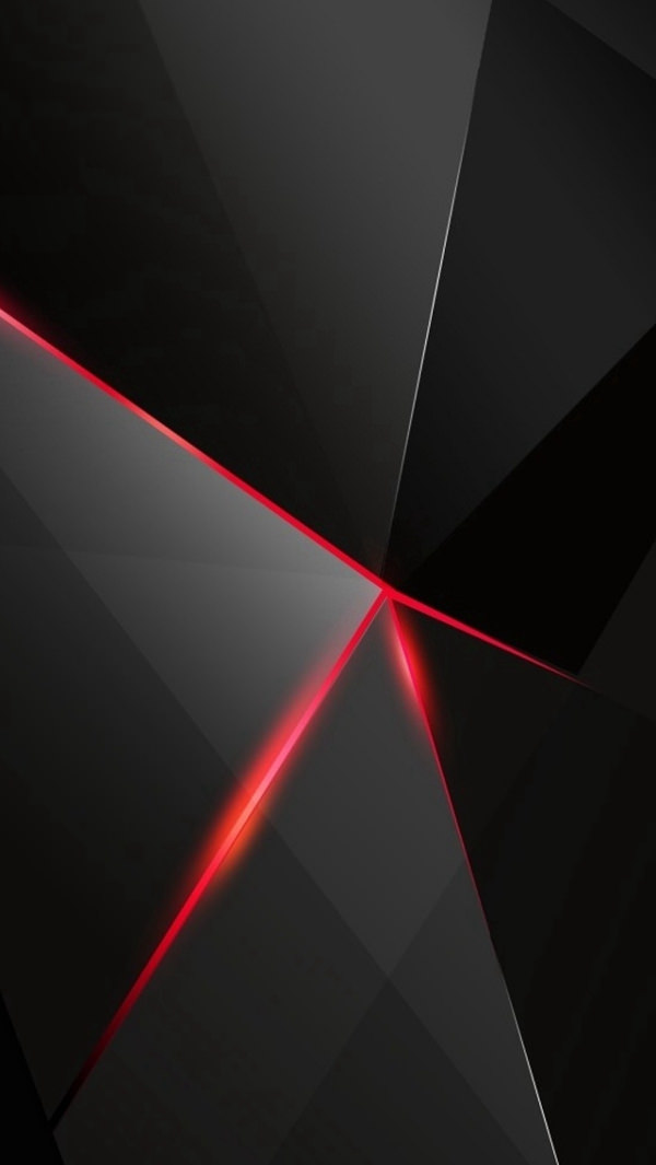 Black iPhone Background