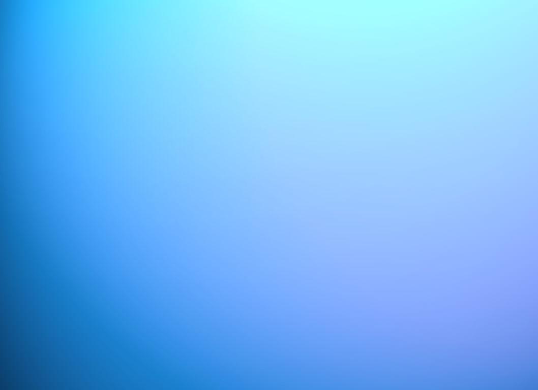 Blue Gradient Blur Background For Free