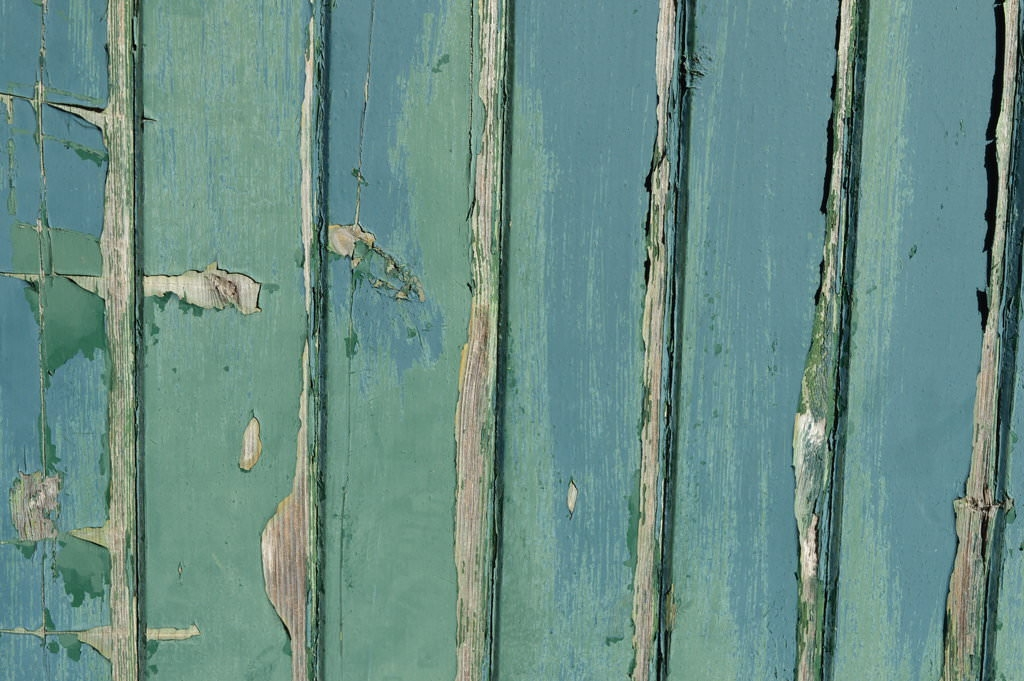 Blue Peeled Wood Textures For Free