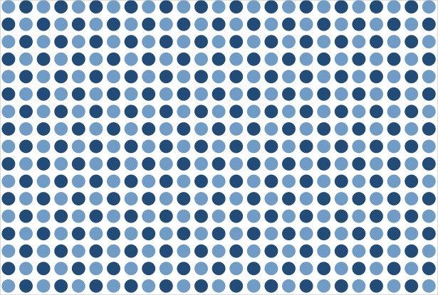 blue polka dot backing paper background