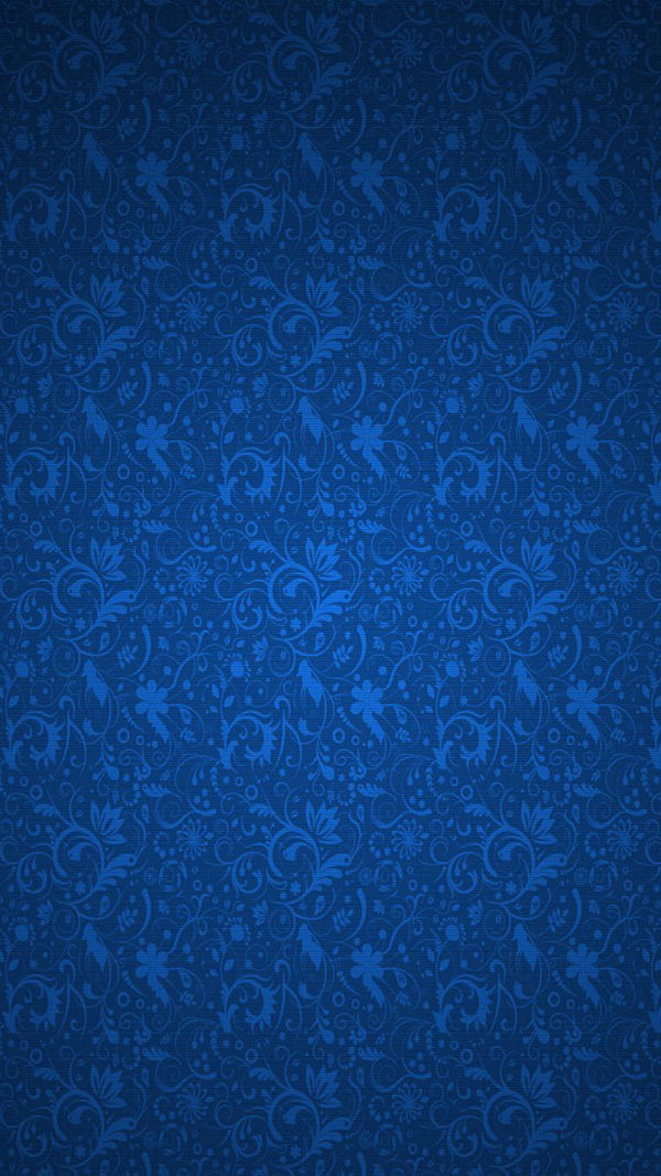 Blue iPhone Background