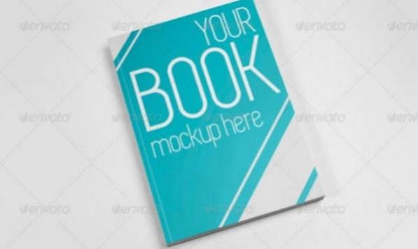 Book Cover Mockup : Book cover mockup freecreatives