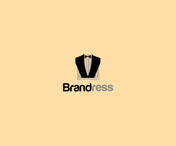 Brand Dress Masculine Logo Design For Free