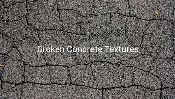 Broken Concrete Textures