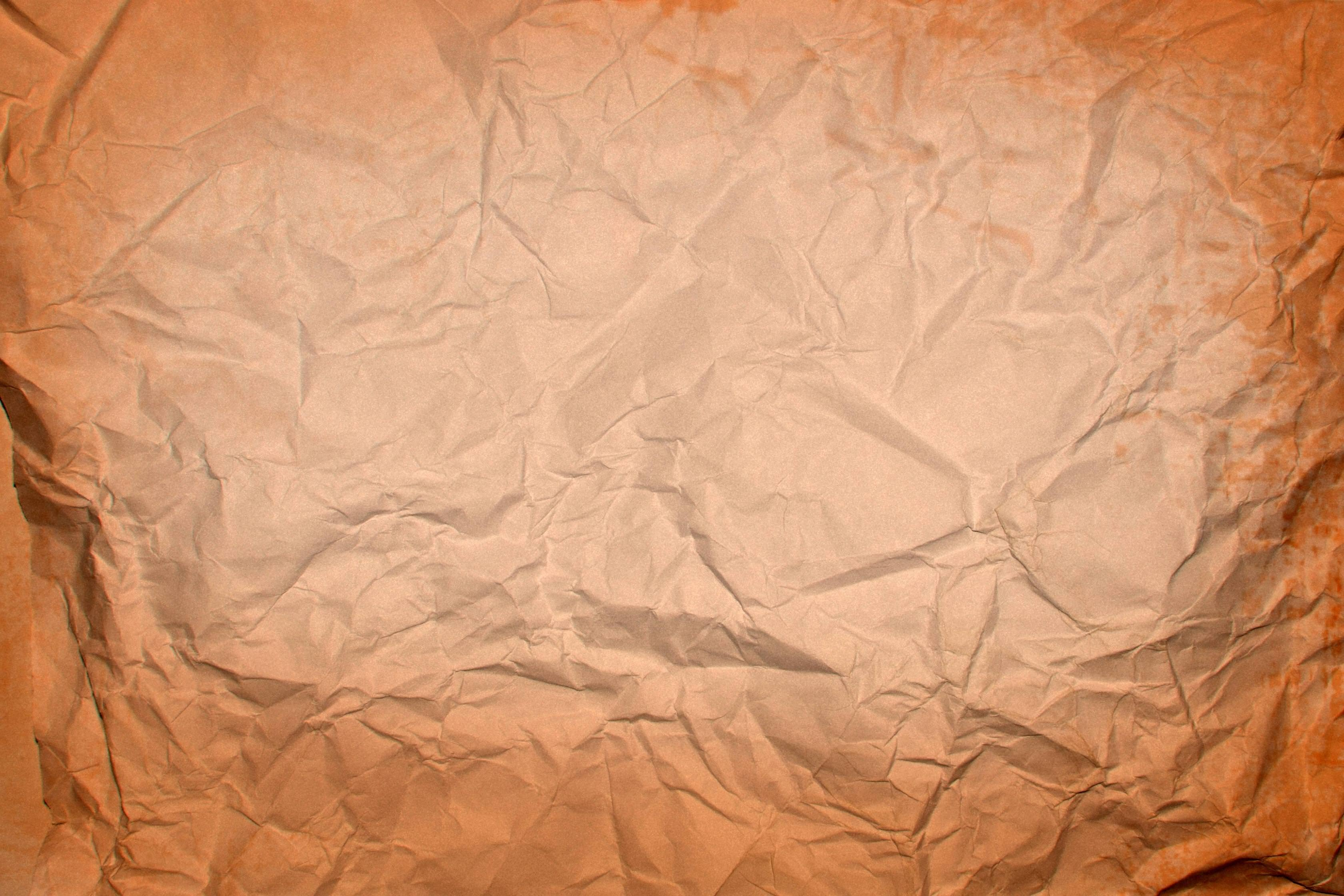 Brown Old Paper Background For Free