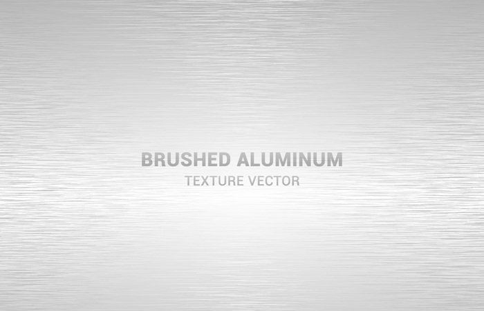 Brushed Aluminium Texture