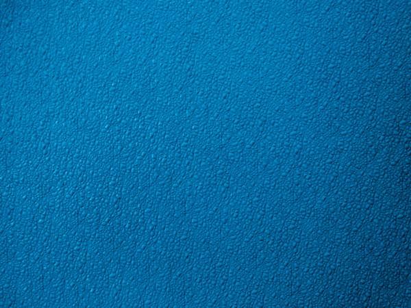 Bumpy Azure Blue Plastic Texture