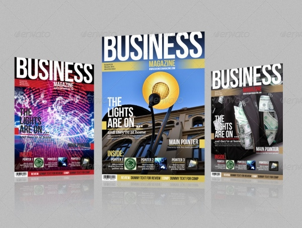 Business Financial Magazine