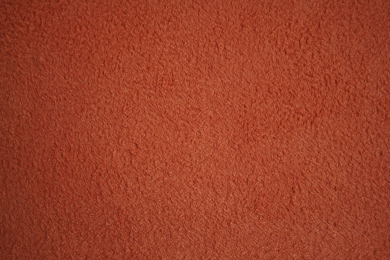 Carrot Colored Textile Texture