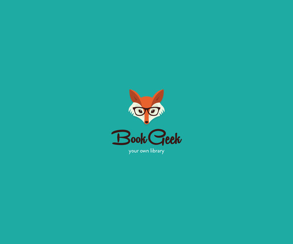 Colorful Geek Logo Design For Free