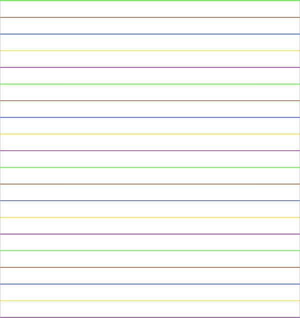 15  lined paper backgrounds