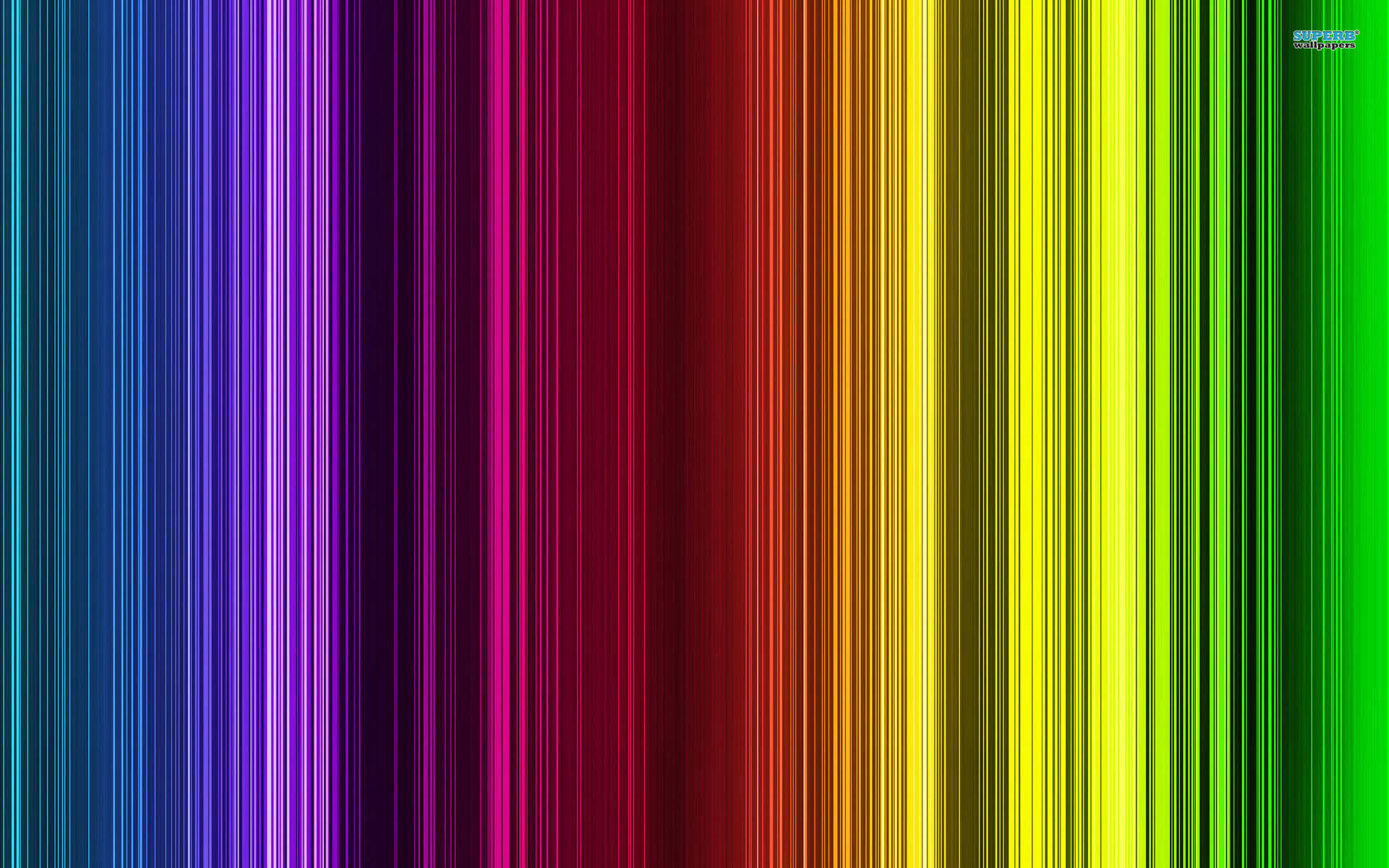 Colorful Lines Pattern For Free