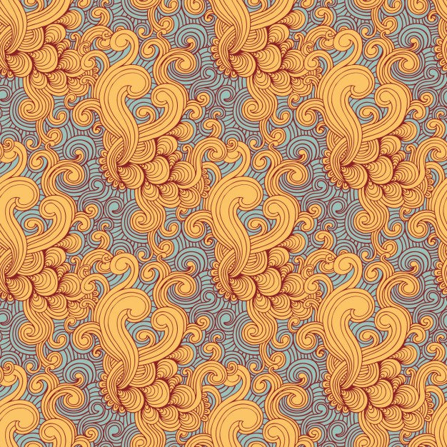 Colorful Swirl Pattern Free Vector Download