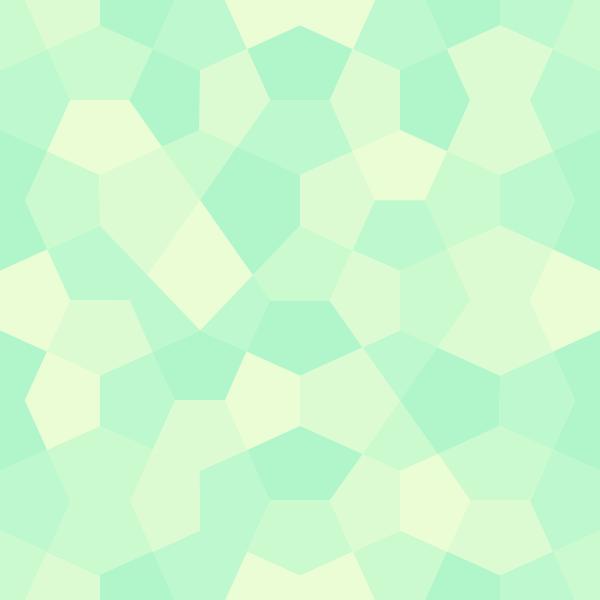 Congruent Pentagon Subtle Texture