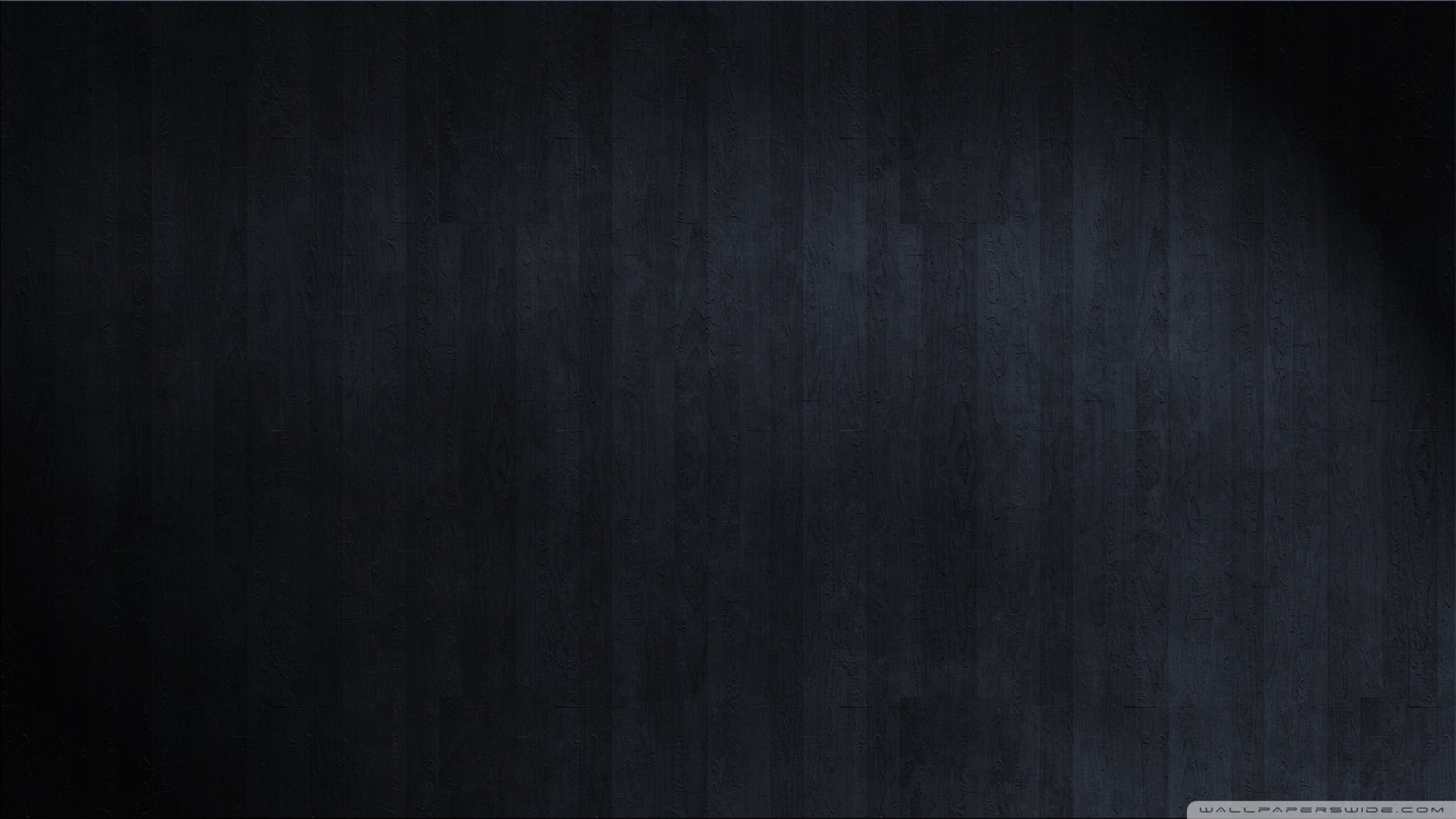 Dark Black Wood Background Wallpaper
