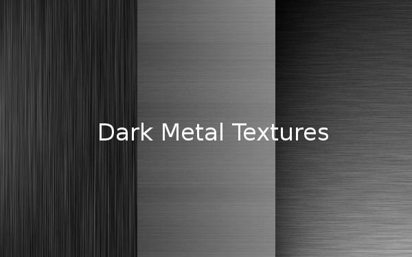 Dark Metal Textures