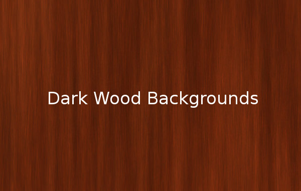 Dark Wood Background Wallpapers