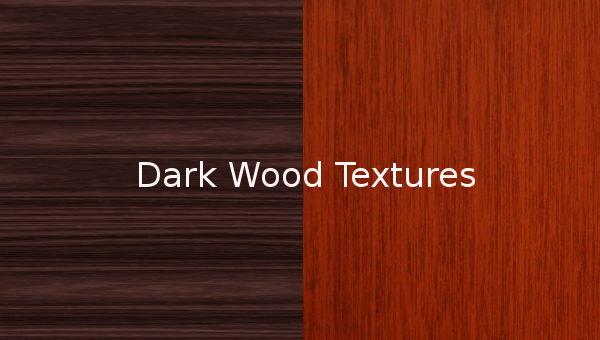 Dark Wood Textures