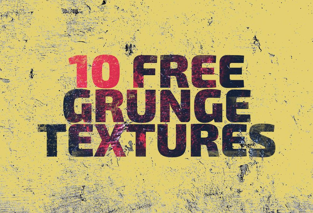Download 10 Subtle Grunge Textures