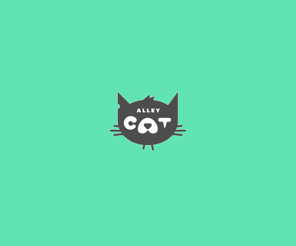 Download Alley Cat Logo For Free