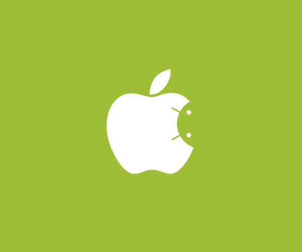 download android apple logo for free