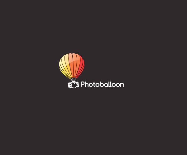 Download Balloon Photography Logo