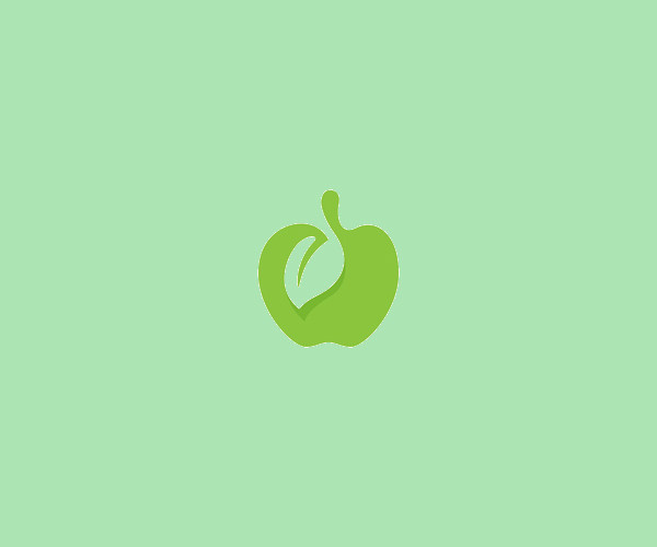 download beautiful apple logo for free