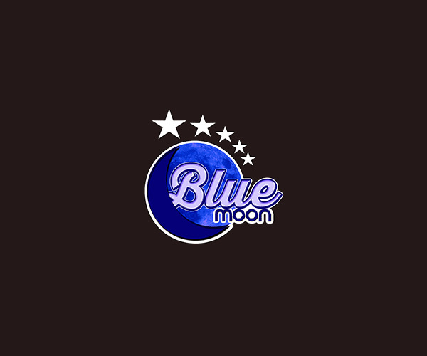 download blue moon logo for free 1