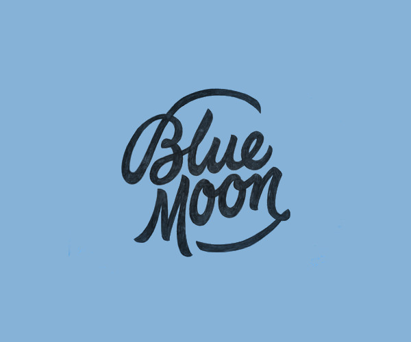Download Blue Moon Logo For Free