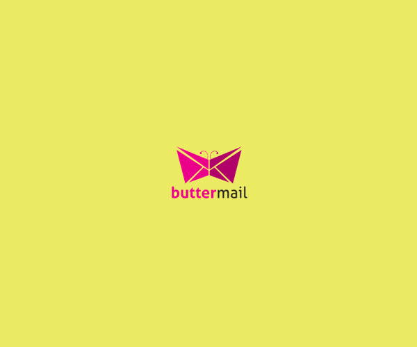Download Butter Mail Logo For Free